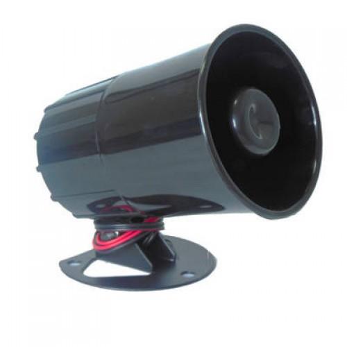 Sirene Automotiva De Ré DG-100-12V-6T (Sinalizador Acústico)