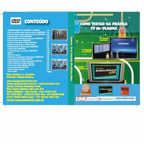 DVD Como Testar Na Pratica Tv De Plasma