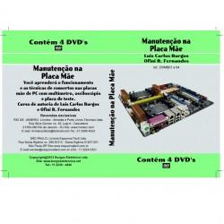 DVD Manutenção De Placa Mãe