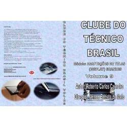 DVD Clube Do Técnico Brasil  Adaptações De Telas(Display) Grandes Vol. 9