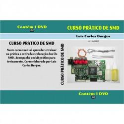 DVD Curso Pratico De SMD Com Kit