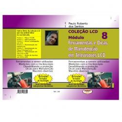 Ferramentas e Dicas de Manutenção em TVs LCD Vol 8