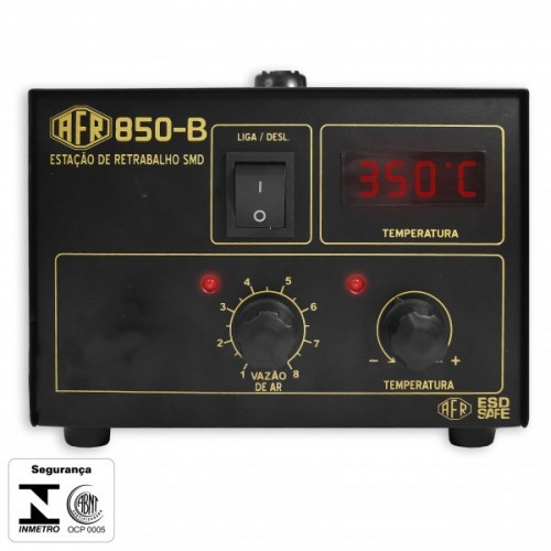 Estação De Retrabalho AFR 850B 127 VAC - Modelo Digital