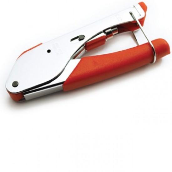 Alicate HY 518 A1 Para Crimpar RG59 E RG06