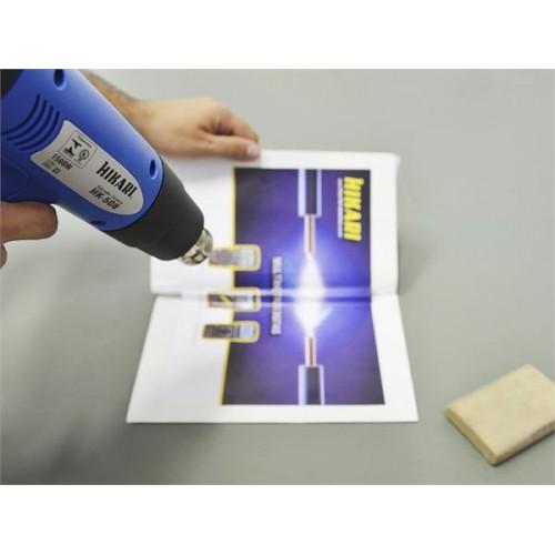 Soprador Termico HK-508 127V 1500W 500 Graus Vazão 450L/Min