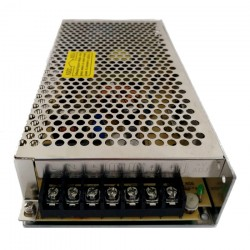 Fonte Chaveada Industrial 120W 12V 10A (S-120W/BFC-120W-12VDC)