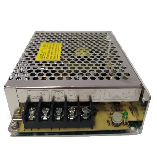 Fonte Chaveada Industrial 40W 12V 3,5A (S-040W/BFC-40W-12VDC)
