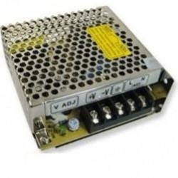 Fonte Chaveada Industrial 15W 12V 1,3A (S-015W/BFC-15W-12VDC)