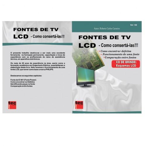 Fontes De TV LCD Como Consertá-la