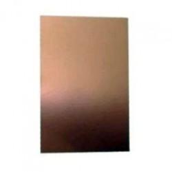 Placa De Circuito Impresso De Fibra Virgem Simples 5x20cm
