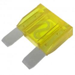Fusível Lâmina Grande Amarelo 20A
