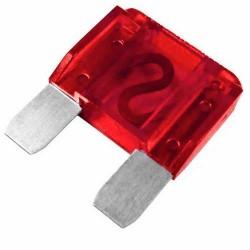 Fusível Lâmina Grande Vermelho 50A
