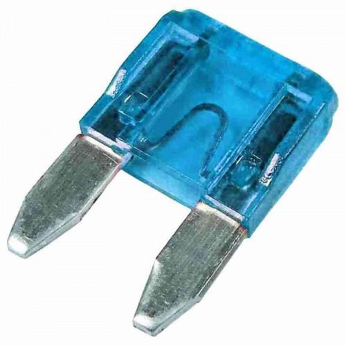 Fusivel Lamina Pequeno Azul 15A