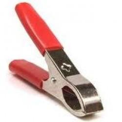 Garra Jacaré Vermelha 75mm WD-037