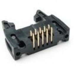 Conector Header 10 Term. 90G Com Ejetor