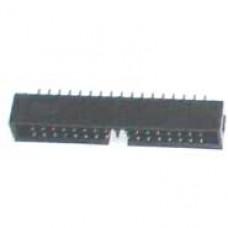 Conector Header 30 Pinos 180 Graus (DS-1013)