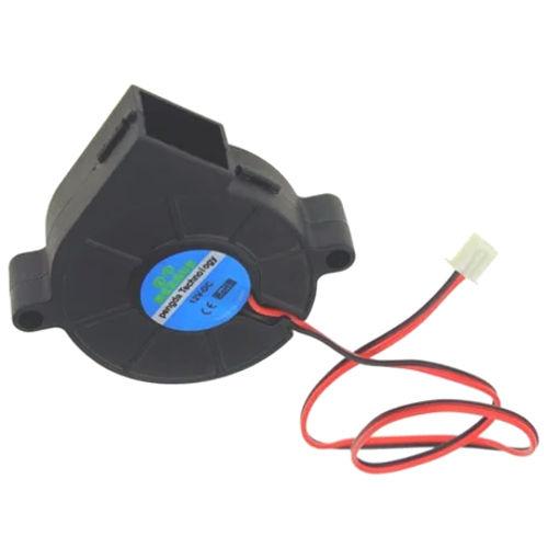 Micro Ventilador Radial Ventoinha 12V Para Impressora 3D