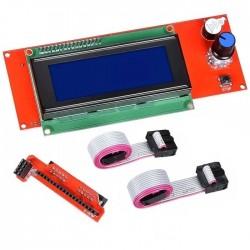 Controladora Ramps 1.4 Display LCD 20x4 Leitor de Cartão SD Impressora 3D