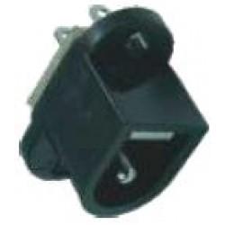 Jack J4 DC-016 Para Painel 2,1mm X 5,5mm