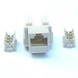 Jack YH-NET05 Keystone (RJ45 8P8C Para Painel)