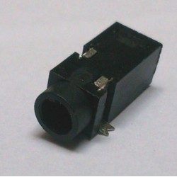 Conector Jack Smd PJ-326 3,5mm 3T