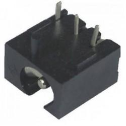 Jack J4 Pino 2,1mm X 5,5mm Para Placa 3 Terminais