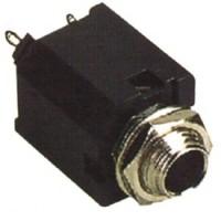 Jack J10 Estéreo Para Painel 4T NF Com Rosca