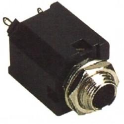 Jack J10 Mono Para Painel LS2043 5T NF Com Rosca