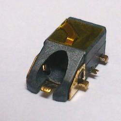 Conector Jack Smd PJ-6B1002 (1,0) 6T Dourado