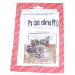 Kit Pré Tonal Estéreo PT10