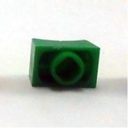 Knob AD-41P Verde Deslizante