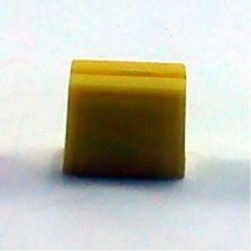 Knob AD-15F Amarelo Deslizante