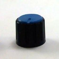 Knob AD-198 Azul Sem Saia Indicadora Com Parafuso