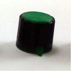 Knob AD-198 Verde Com Saia Indicadora Com Parafuso