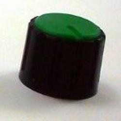 Knob AD-198 Verde Sem Saia Indicadora Com Parafuso