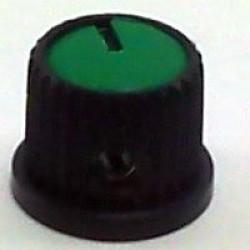 Knob AD-209 Verde Com Parafuso