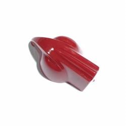 Knob AD-Met 2 Vermelho (Chicken Head ou Cabeça de Galinha)