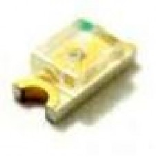 Led SMD 0805 Amarelo (2.0mm X 1.25mm X 0.7mm)