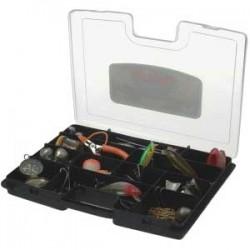 Maleta Master Case Preta Modelo 8003