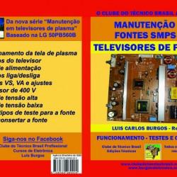 Manutenção Em Fontes SMPS De Televisores De Plasma