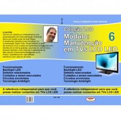 Manutenção Em TVs LCD LED