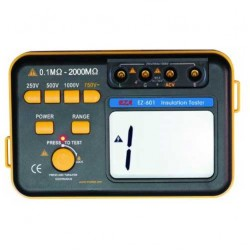 Megômetro Digital 1000v 20 Giga Ohms EZ-601