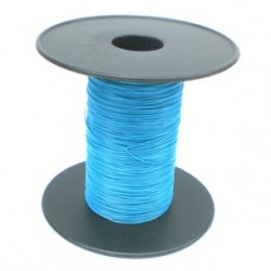 Metro Do Fio Wire-Wrap Azul 30AWG