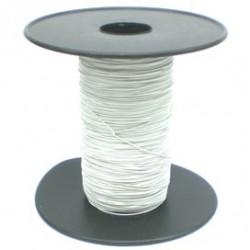 Metro Do Fio Wire-Wrap Branco 30AWG