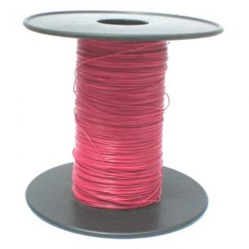 Metro Do Fio Wire-Wrap Vermelho 30AWG