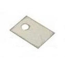 Mica Para TO-220 Com Furo Espessura 0,1mm