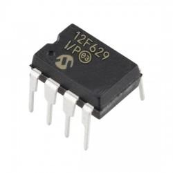 Microcontrolador PIC12F629-I/P