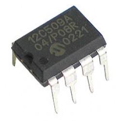 Microcontrolador PIC12C509A-04/P