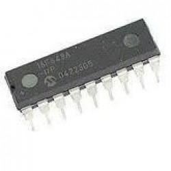 Microcontrolador PIC16F648A-I/P