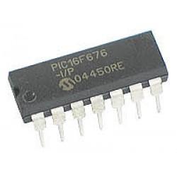 Microcontrolador PIC16F676